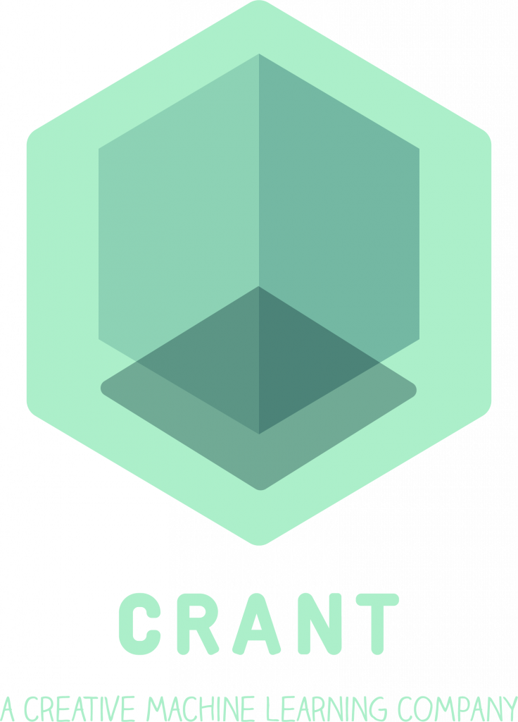 Crant - A creative Machine Learning Company