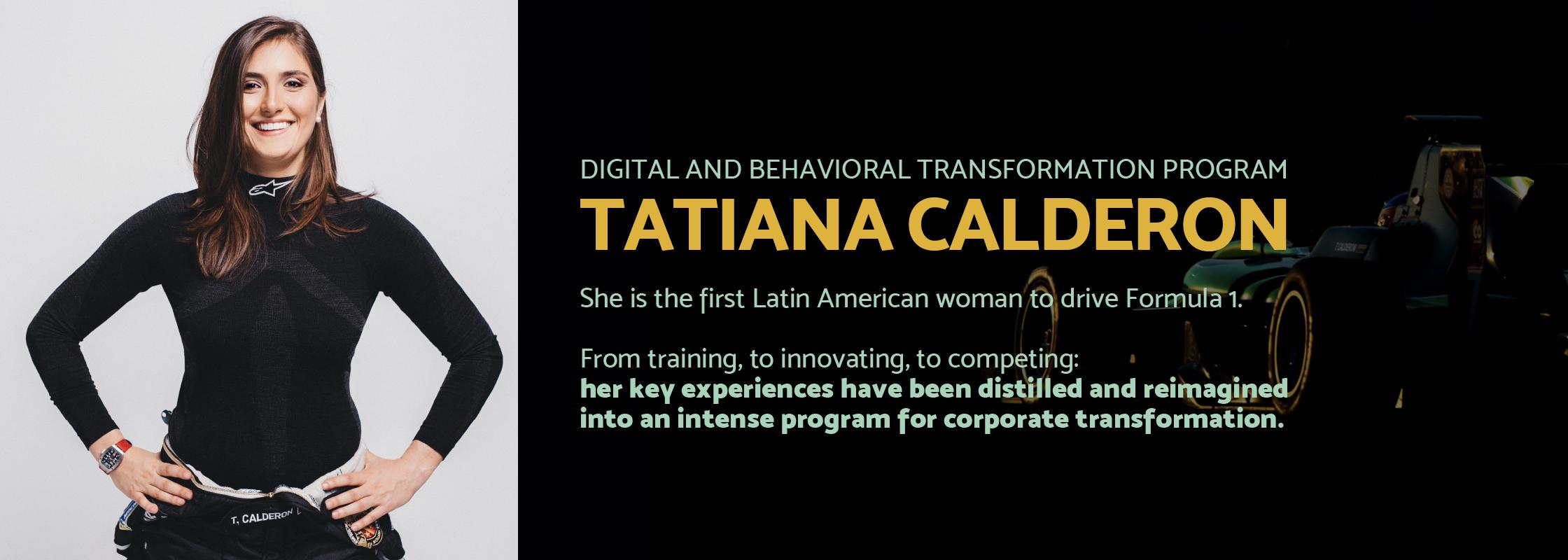 Tatiana Calderon Banner 1